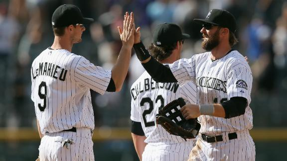 Video - Rockies Storm Past White Sox