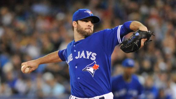 Video - Astros-Blue Jays Preview