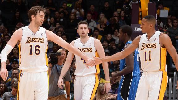 Nash, Gasol uncertain about Lakers future