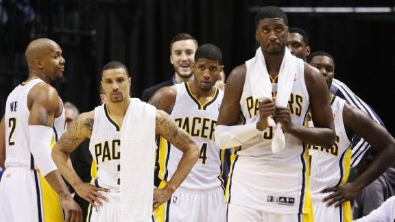 All 5 Pacers starters sit out against Bucks