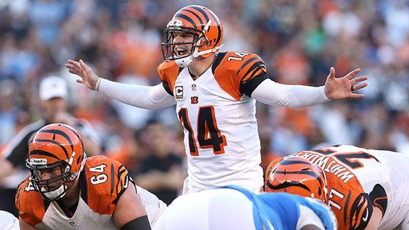 Video - New OC Sees Good Things Ahead For Andy Dalton