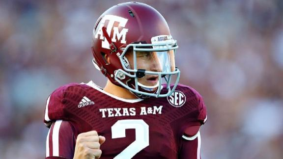 Staubach: I'd draft Manziel with No. 1 pick