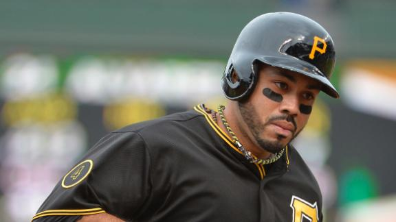 Pirates hold on after Alvarez caps late rally