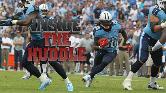 Video - Inside The Huddle: Running Back Market