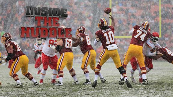 Video - Inside The Huddle With John Clayton