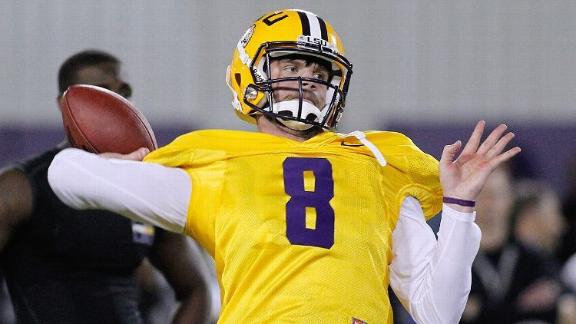 Mettenberger shines 13 weeks after surgery