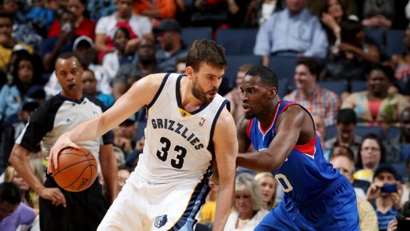 Video - Grizzlies Crush 76ers