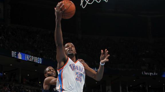 Durant, Westbrook lead OKC past Pelicans