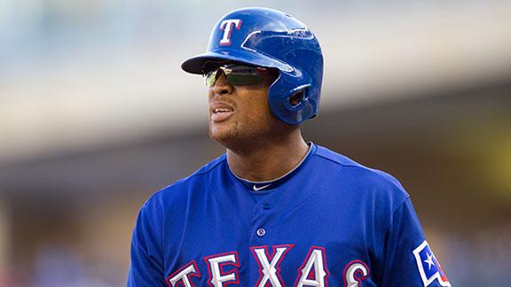 Beltre to rest ailing quad before DL weighed