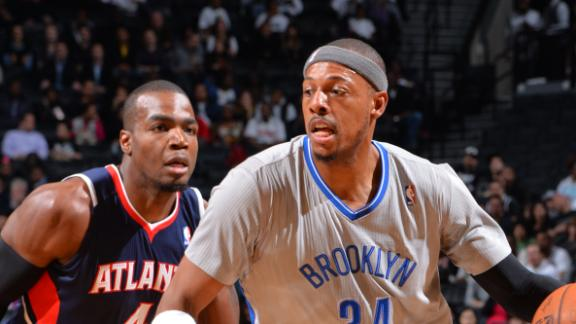 Hawks drop Nets, close in on playoff berth