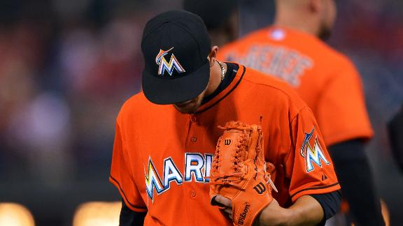 Video - Rare Bad Start For Fernandez