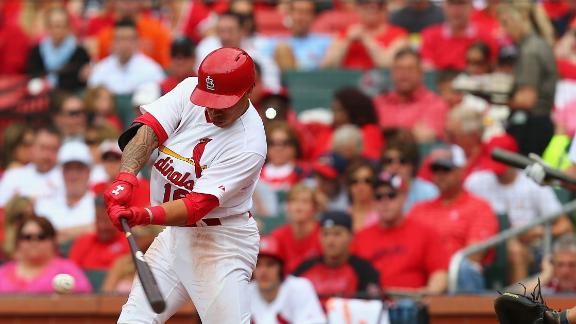 Carpenter, Wacha lead Cardinals past Cubs