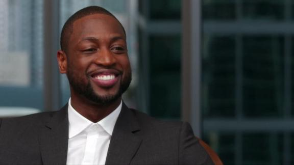 Face To Face: Dwyane Wade