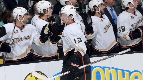 Ducks Rally Past Avalanche