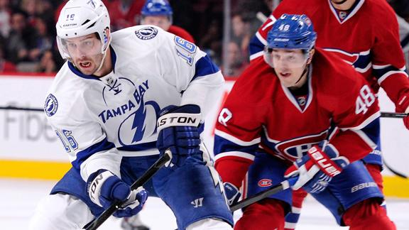Video - Lightning Get Canadiens In First Round