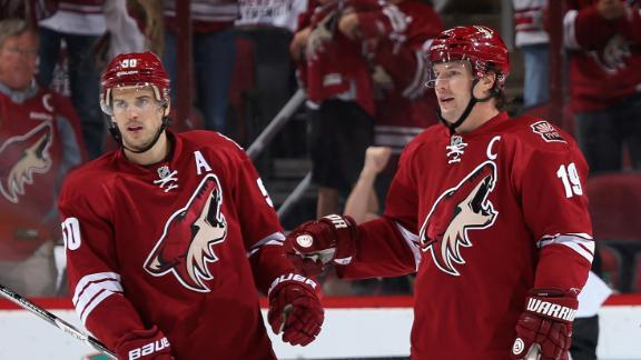 Video - Stars Edge Coyotes
