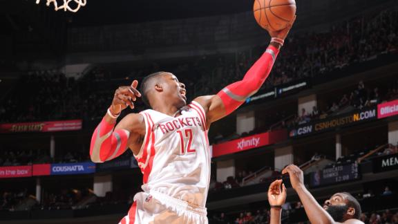 Rockets win to claim home-court vs. Blazers