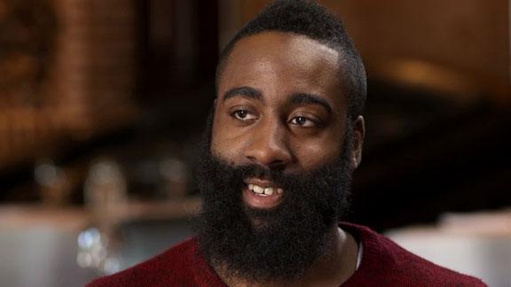 Face To Face: James Harden