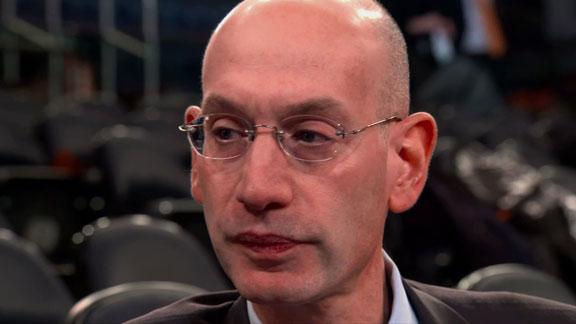 Face To Face: Adam Silver
