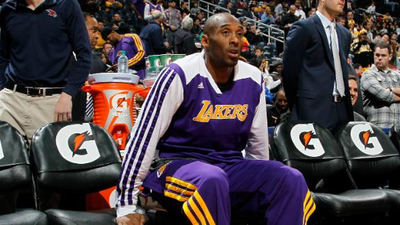 Sources: Kobe to begin workouts after trip