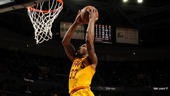 Nets Fall To Sixth Seed With Loss To Cavs