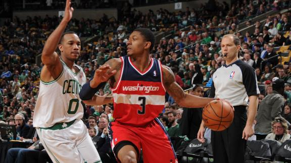 Beal, Wizards pocket East's No. 5 seed