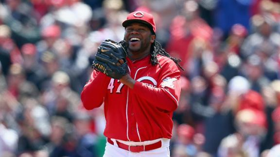 Video - Cueto Tosses Gem, Shuts Out Pirates