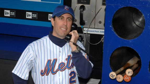 Hello Jerry! Mets affiliate to host Seinfeld night