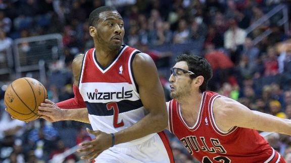 2014 NBA playoffs - Washington Wizards ideal matchup for Chicag…