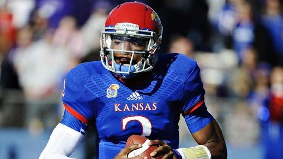 Weis: Cozart Will Start At QB For Kansas