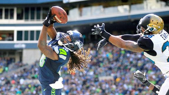 Sidney Rice Sticks With Seahawks