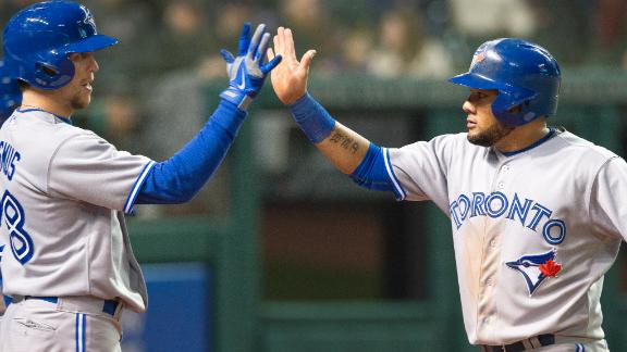 Video - Blue Jays Edge Indians