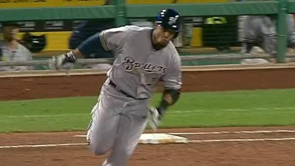 Video - Brewers Win Again On The Road