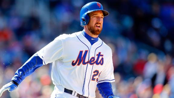 Mets trade 1B Davis to Pirates for reliever