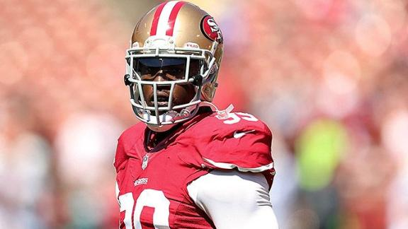 Source:  49ers haven't made decision on Aldon Smith's option