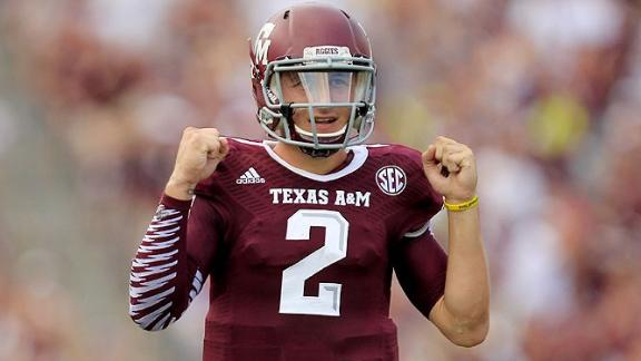 Will Browns Take Manziel?