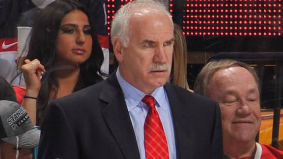 Video - Joel Quenneville Fined $25,000