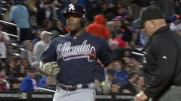 Video - Braves Hold Off Mets
