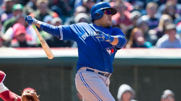 Blue Jays Capitalize On Indians' Miscues