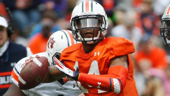 Offense Shines In Auburn's Spring Game