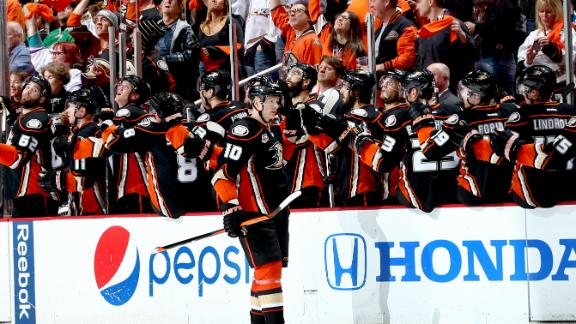 Video - Ducks Win, Take 2-0 Series Lead