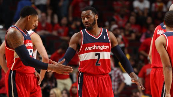 Video - Wizards Take Down Bulls On The Road