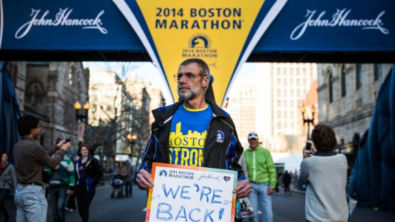 Boston Ready To Take Back Marathon