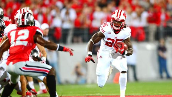 Wisconsin RB Melvin Gordon