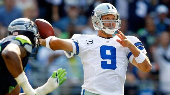 Source: Romo takes part in team workouts