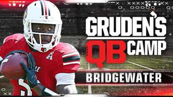 Gruden's QB Camp: Teddy Bridgewater