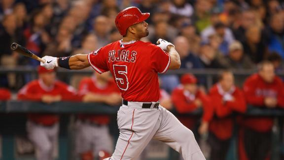 Video - Pujols Hits 500th Homer