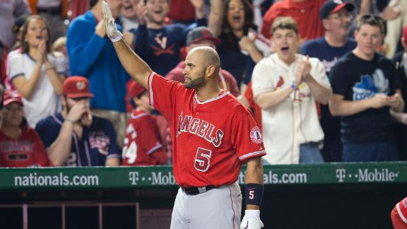 Video - Pujols Hits 500th Career Home Run