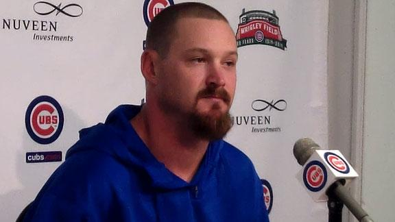 Video - Wood On Cubs' Win Over Diamondbacks