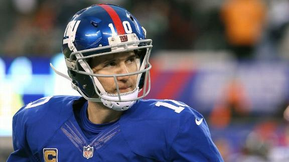 Eli Manning Expects To Be Ready For Camp